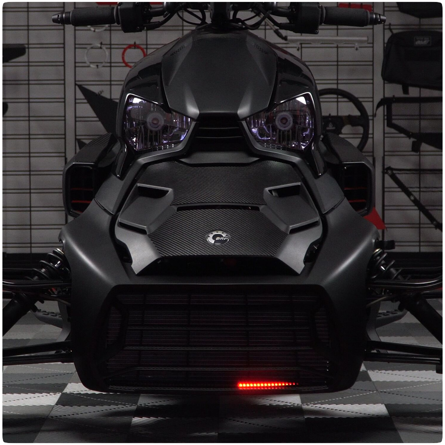 Can-Am Ryker Chaser RGB LED Night Rider Light