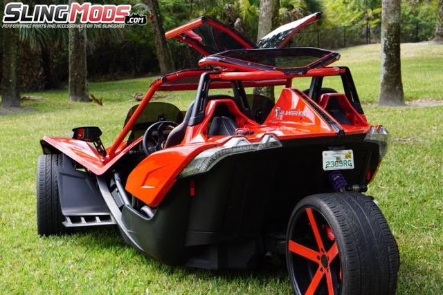 polaris slingshot with hardtop autos post. Black Bedroom Furniture Sets. Home Design Ideas